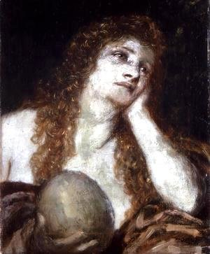The Penitent Mary Magdalene, 1873