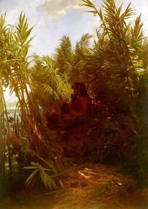 Pan Amongst the Reeds, 1856-57 (2)