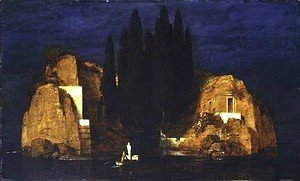 Arnold Böcklin - The Isle of the Dead, 1880 (3)