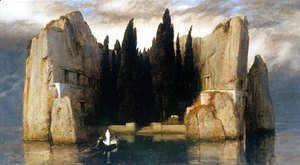 Arnold Böcklin - The Isle of the Dead, 1883