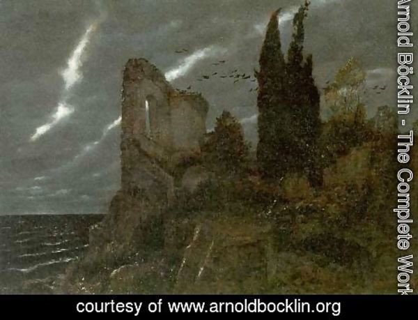 Arnold Böcklin - Unknown