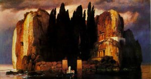 Arnold Böcklin - Island of the Dead 2