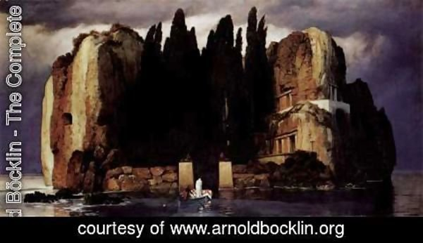 Arnold Böcklin - The Isle of the Dead