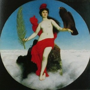 Arnold Böcklin - The Liberty